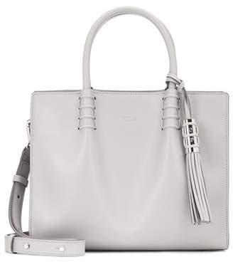 Tod's Mini Shopping leather shoulder bag
