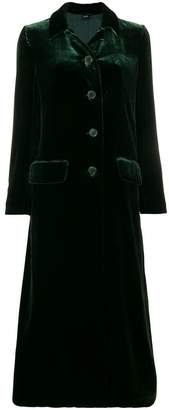 Aspesi single breasted long coat