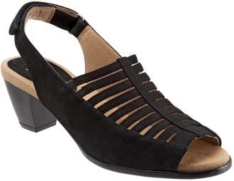Trotters Dressy Full Coverage Sandals - Minnie