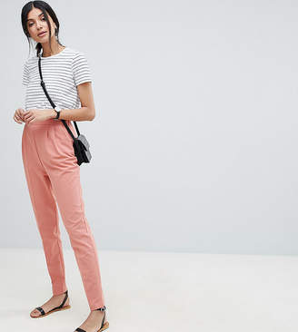 Asos Design DESIGN Tall high waist tapered pants