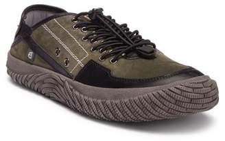 Hybrid Green Label Leathal Adventure Leather Sneaker