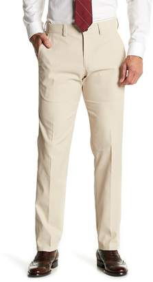"Kenneth Cole Reaction Performance Twill Techni-Cole Slim Fit Pants - 29-34"" Inseam"