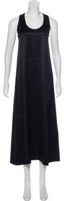 Helmut Lang Sleeveless Maxi Dress