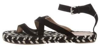 Proenza Schouler Ankle Strap Espadrilles