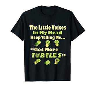 Get More Turtles T Shirt For Turtle Lover Gift