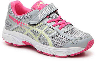 Asics Pre Contend Toddler & Youth Running Shoe - Girl's