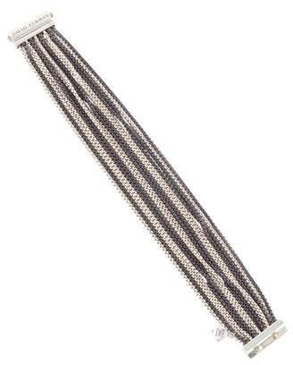 David Yurman Box Chain Multistrand Bracelet