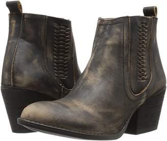 Volatile Script Women's Pull-on Boots