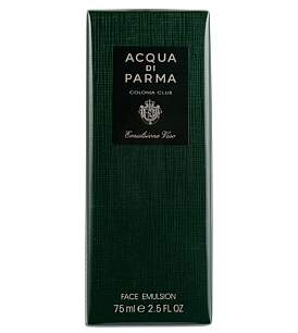 Acqua di Parma Colonia Club Face Emulsion 75 Ml