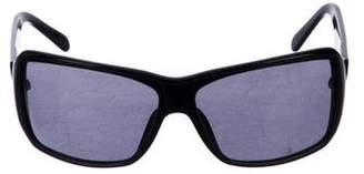 Prada Oversize Polarized Sunglasses