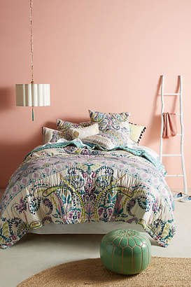 Anthropologie Artisan Quilts by Florilla Quilt