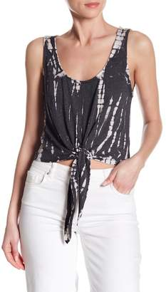 Alice + Olivia Shondra Crop Tank Top