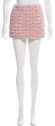 Moncler Mini Down Skirt