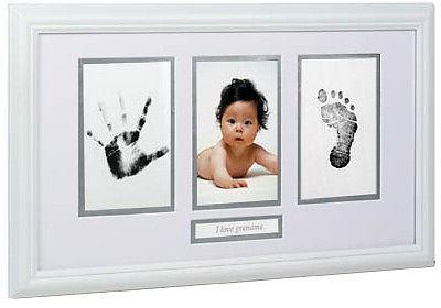 Pearhead Baby Imprints Photo Frame