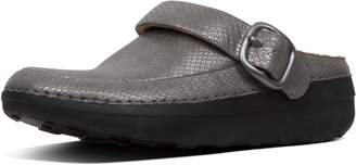 FitFlop Gogh Pro Superlight Shimmersnake Clogs