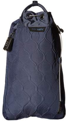 Pacsafe Travelsafe 5L GII Anti-Theft Portable Safe Day Pack Bags