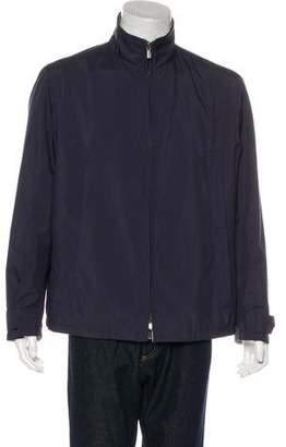 Loro Piana Linen & Silk Reversible Jacket