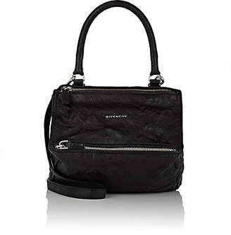 0797a7c91ce9 Givenchy Women s Pandora Pepe Small Leather Messenger Bag - Black