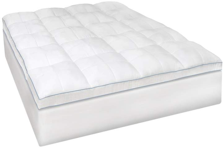 SensorPEDIC MemoryLOFT Supreme Bed Topper with Fitted Skirt