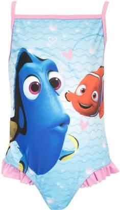 Disney Finding Nemo Girls' Finding Nemo Swimsuit