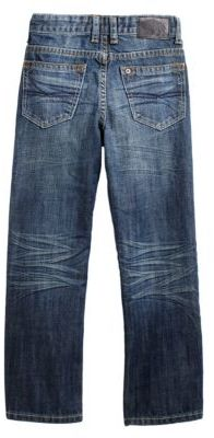 Buffalo David Bitton Boys 2-7 Driven Cotton Denim Jeans