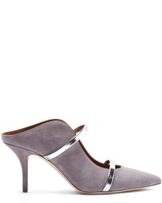 Malone Souliers Maureen suede mules