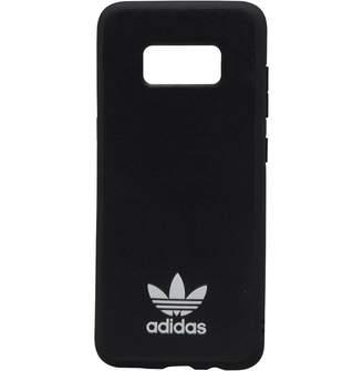 Logo Case Galaxy S8 Black/White