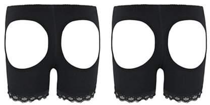 Generic Tummy Control Combo Boy Shorts
