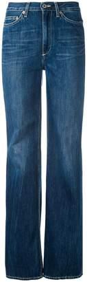 Dondup Rockstud wide leg jeans