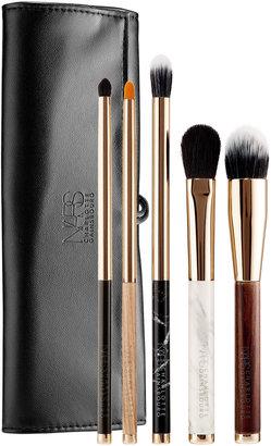 NARS x Charlotte Gainsbourg Au Poil Brush Roll Set