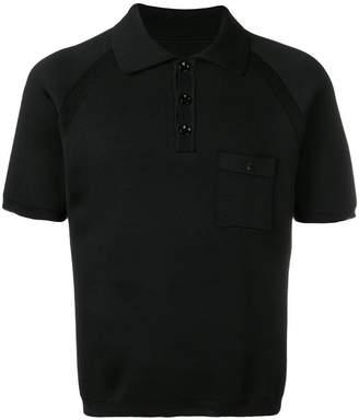 Maison Margiela slim-fit polo shirt