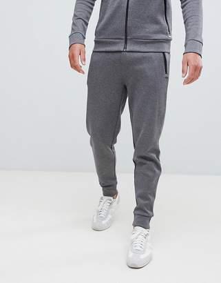 HUGO Derg slim fit joggers in gray