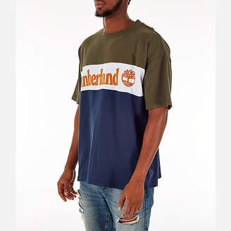 Timberland Men's Oversized T-Shirt