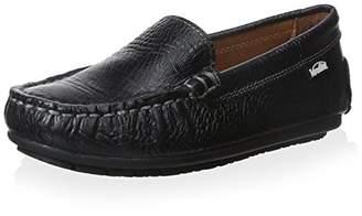 Venettini Gordy Croc Textured Loafer