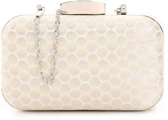 La Regale Polka Dot Clutch - Women's