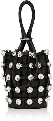 Alexander Wang Women's Roxy Mini Bucket Bag $695 thestylecure.com