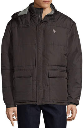 U.S. Polo Assn. Classic Mid Bubble Jacket