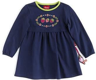 Sigikid Girl's Long-Sleeved Shirt - Blue