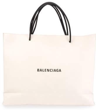 Balenciaga East-West Shopper Tote Bag