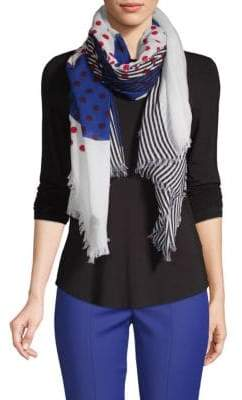 Burberry Classic Graphic Scarf