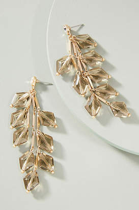 Lydell NYC First Frost Drop Earrings