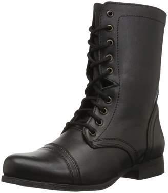 Steve Madden Women's Troopa Combat Boot