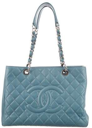 55b408baeb8f Chanel Caviar Timeless Soft Shopper Tote