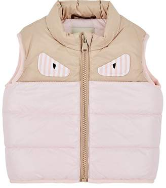 Fendi Infants' Colorblocked Puffer Vest