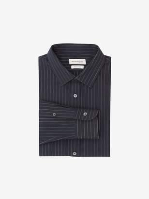 Alexander McQueen Pinstripe Shirt