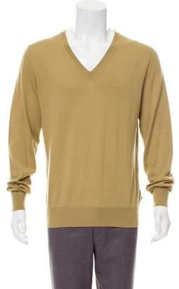 Louis Vuitton Cashmere V-Neck Sweater w/ Tags
