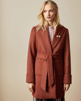 Ted Baker LOZZIE Short wrap coat