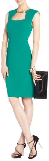 Clara Sheath Dress