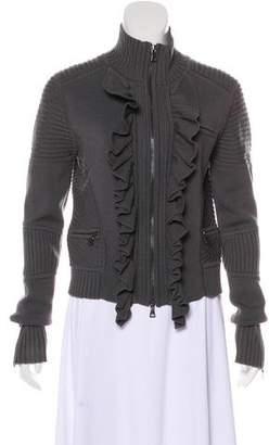 Diane von Furstenberg Wool Knit Jacket