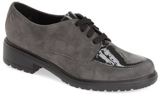 Munro &Veranda& Water Resistant Lace-Up Loafer (Women) $199.95 thestylecure.com